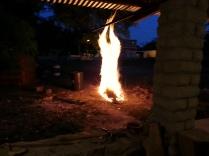 la danse du feu Atocha Salta Argentina